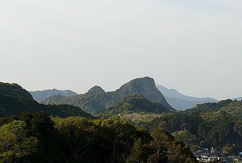 佐賀の山の風景♪