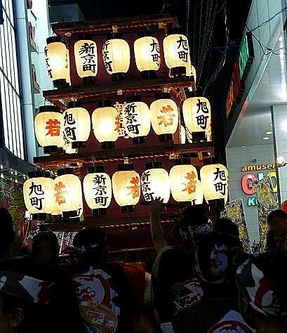 小倉祇園♪