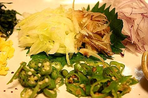 野菜4種♪