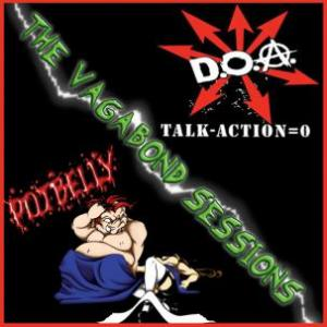 D.O.A. POTBELLY『The Vagabond Sessions』