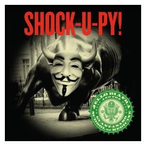 Jello Biafra and the GUANTANAMO SCHOOL OF MEDICINE『Shock - U - Py!』