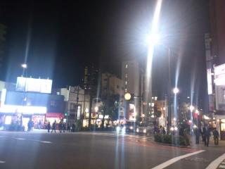 夜の人形町