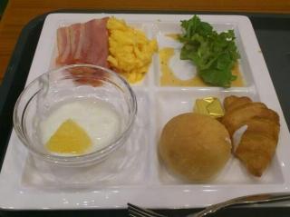 アパホテル人形町駅北の朝食