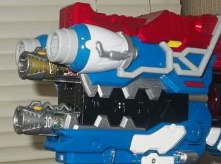 ギガガブリボルバー(獣電池2本装填)