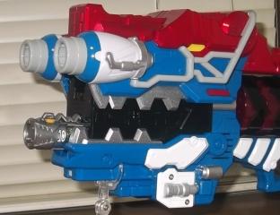 ギガガブリボルバー(獣電池装填)
