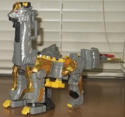 獣電竜ブラギガス