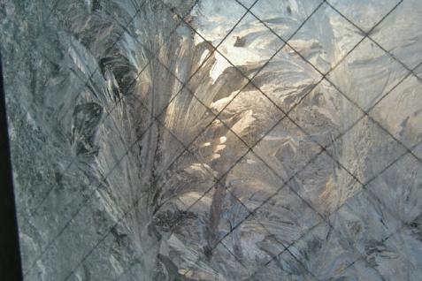 凍った窓2