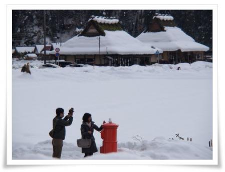 雪いっぱい~