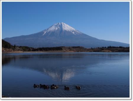 田貫湖にて~