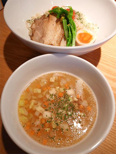 120428喜多楽-春彩のつけ麺