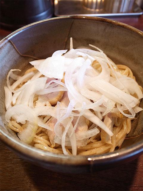 120430和行-春のつけそば塩仕立て・麺