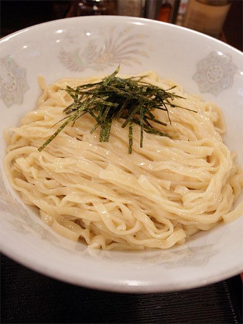 120430丸和尾頭橋-嘉六つけ麺・麺