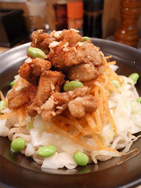 120622白神-鶏ちゃんベトつけ麺・麺