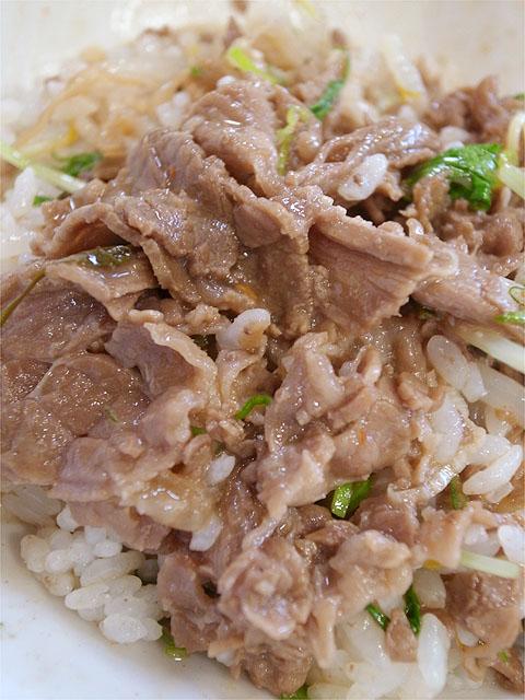 120615拉ノ刻岐阜-スタミナ肉まぜそば・追い飯