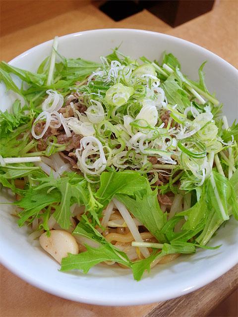 120615拉ノ刻岐阜-スタミナ肉まぜそば