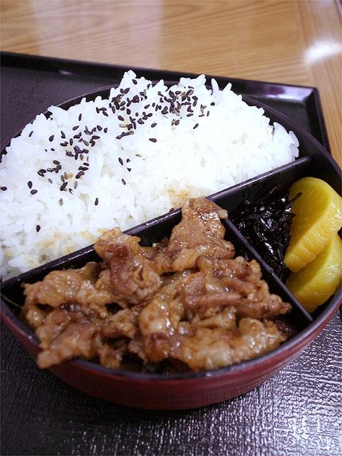 120716鶴丸-中華そば定食・弁当