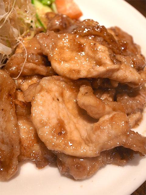 120817OKADA-豚の生姜焼きアップ