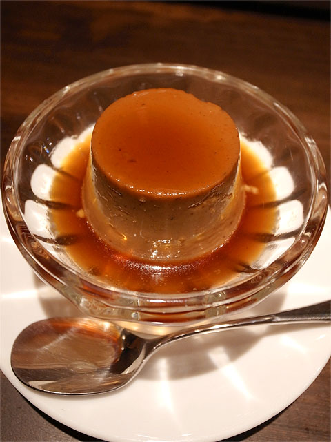 120819OKADA-加賀焙じ茶のクレームカラメル