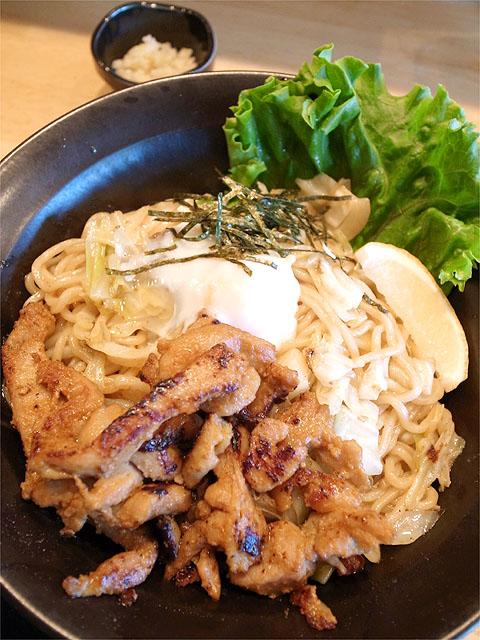 120807白神-鶏ちゃん焼きラーメン