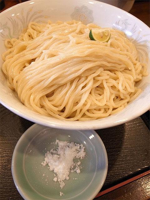 120813丸和尾頭橋-嘉六すだちつけ麺・麺