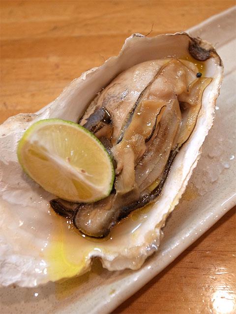 121012ロザ-仙鳳趾の激ミルキー牡蠣・焼き