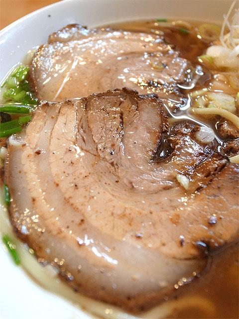 121015麻麻-塩チャーシュー麺・チャーシュー
