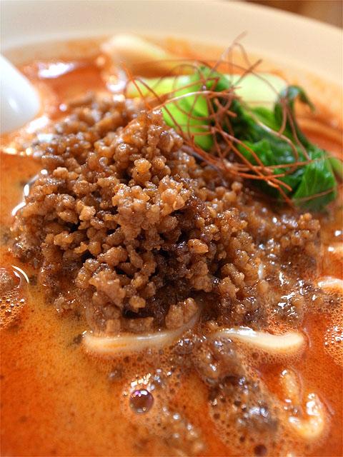 121023麻麻-担担麺・ミンチ