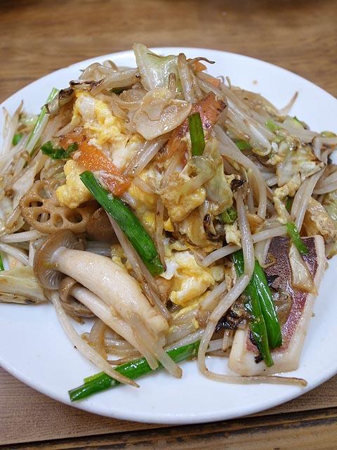 111112漢斗利-野菜炒め