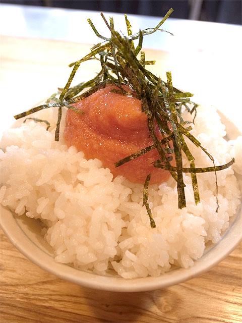 121025二代目-明太子ご飯
