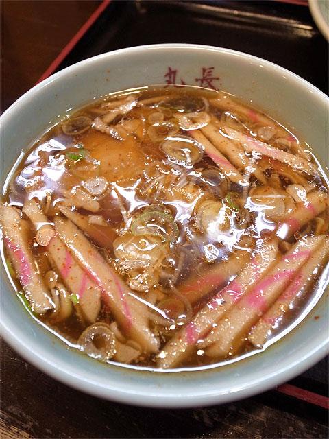 121116丸和-信州中野インス嘉六つけ麺・つけ汁