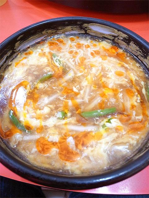 121104獅子林-酸辣湯麺
