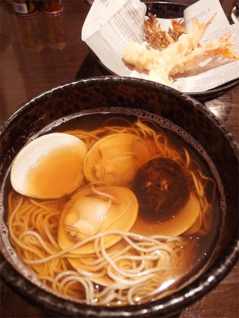 121124活車えび天ぷらRAR麺