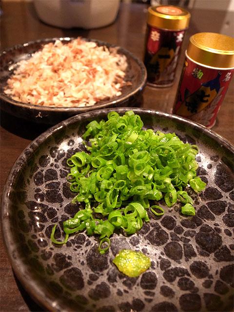 121124活車えび天ぷらRAR麺・薬味