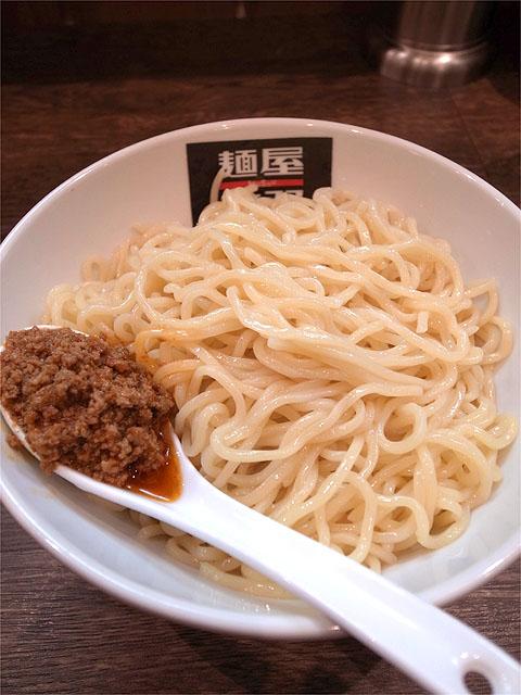 121115無双-辛つけ麺・麺