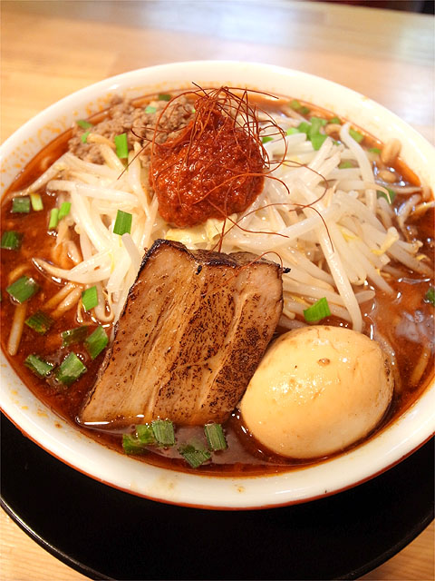 121202爆王-肉もり麻辣麺誤爆