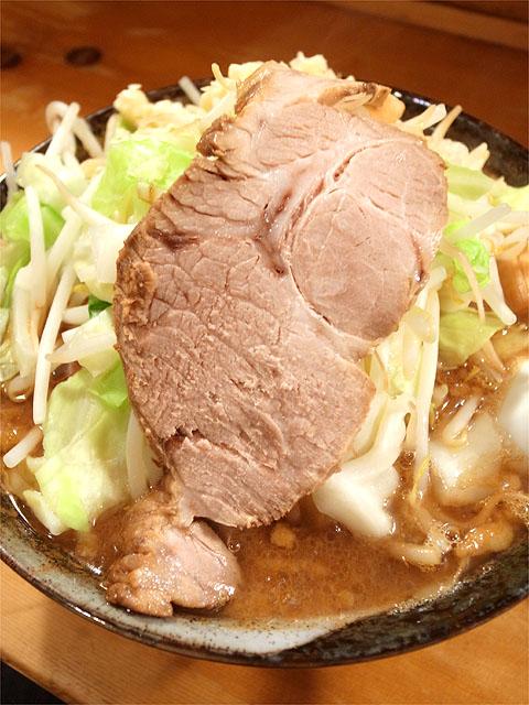 121205ら・けいこ東片端-ラーメン・肉