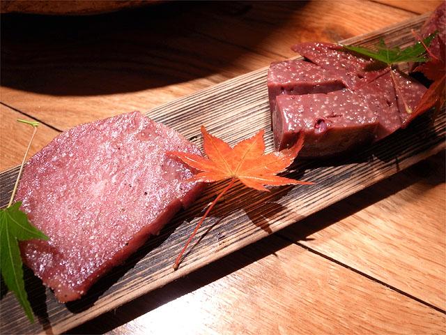 121121ファンボギ-超エイジング肉と鹿肝
