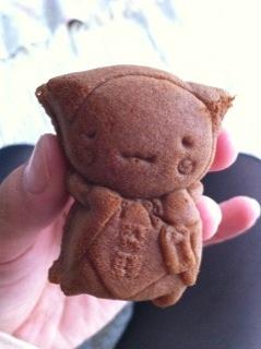 さるぼぼ人形焼き