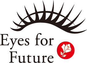 Eyes for future ロゴ
