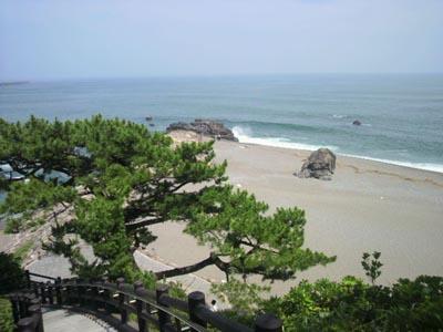 桂浜①100708
