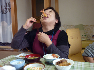 クルマエビ天ぷら4