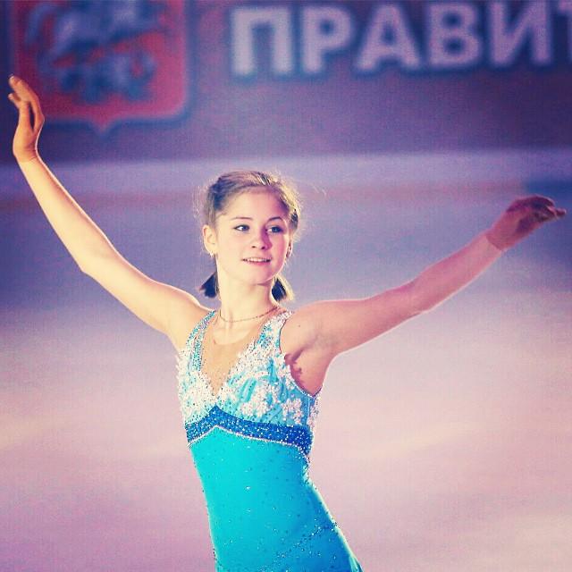 ユリア・リプニツカヤの最新画像