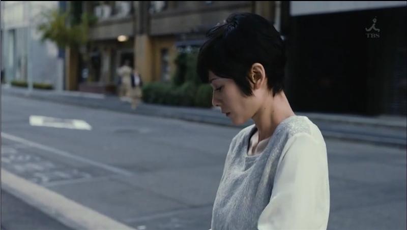 ドラマ「MOZU」の真木よう子