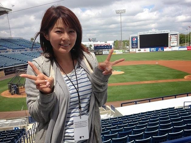 NHK・杉浦友紀アナのスナップ