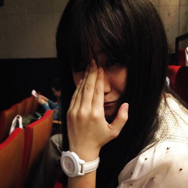 橋本愛がインスタグラムに掲載した橋本愛の姉の画像