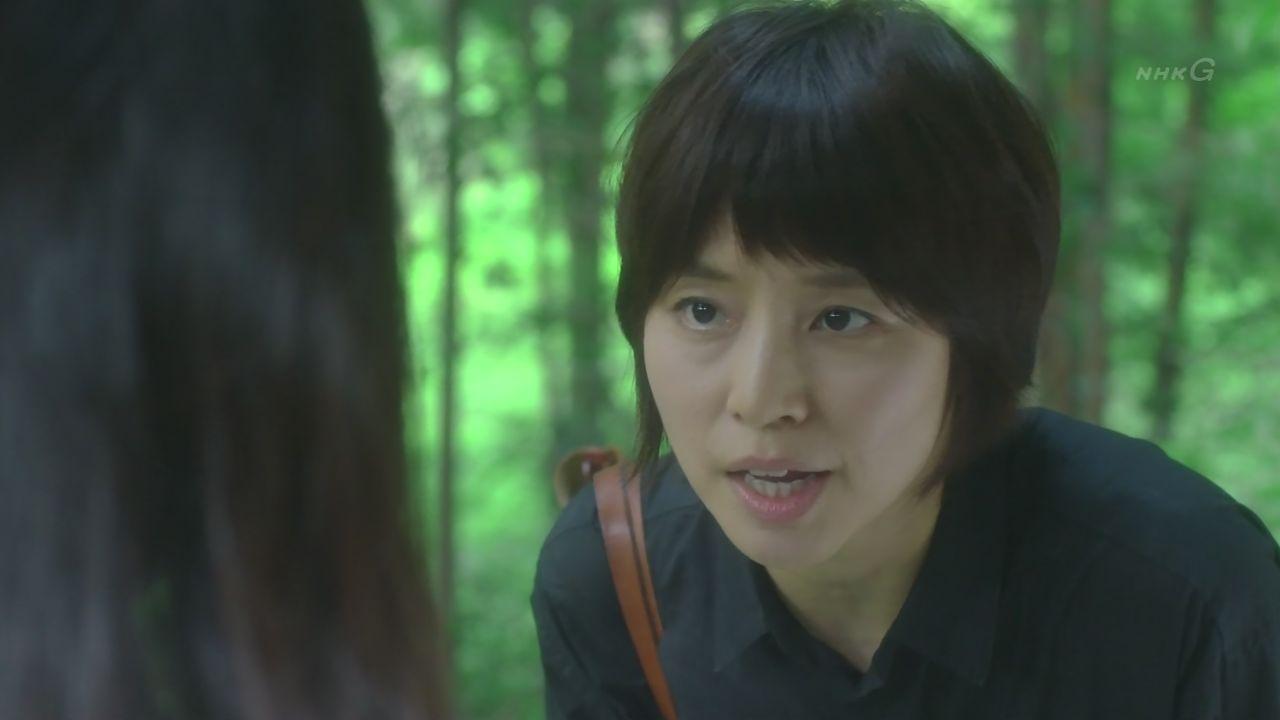 NHKドラマ「さよなら私」の石田ゆり子が劣化してる