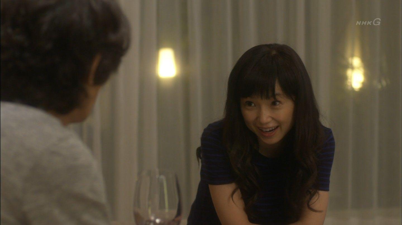 NHKドラマ「さよなら私」の永作博美