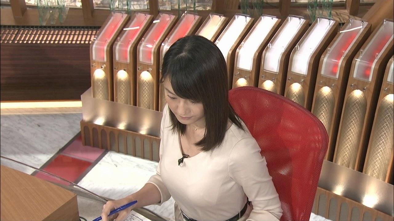 フジテレビ「ニュースJAPAN」の大島由香里アナ