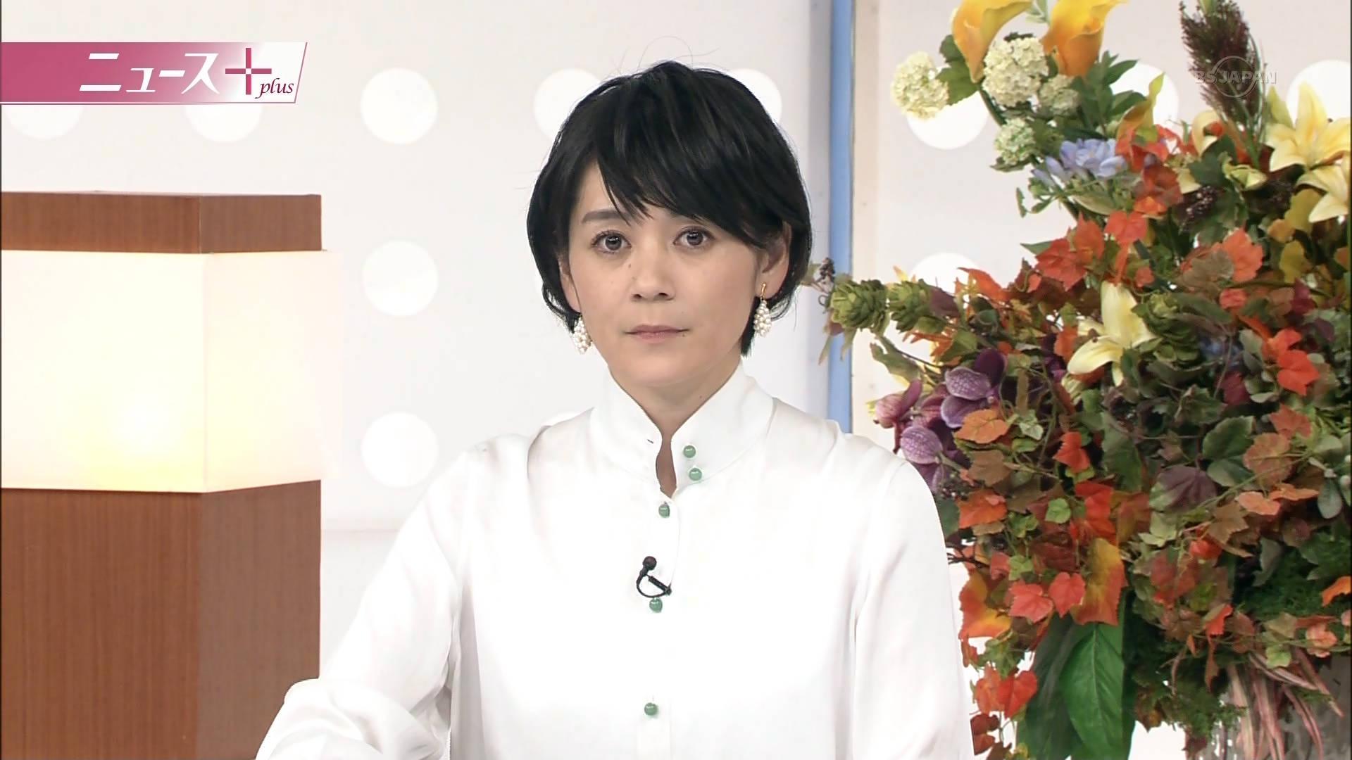 テレビ東京の女子アナ、水原恵理がエロい