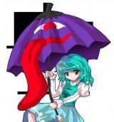 小傘_通常